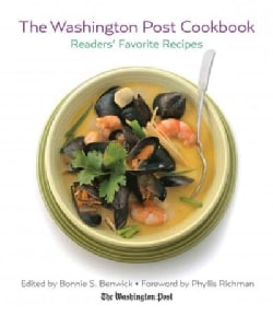 The Washington Post Cookbook: Readers' Favorite Recipes (Hardcover)