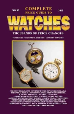 Complete Price Guide to Watches (Paperback)