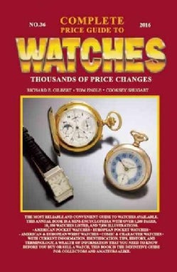 Complete Price Guide to Watches 2016 (Paperback)