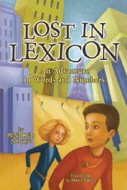 Lost in Lexicon: An Adventure in Words and Numbers (Paperback)