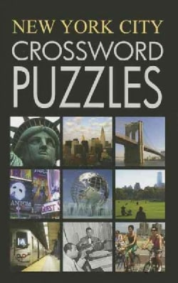 New York City Crossword Puzzles (Paperback)