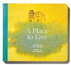 A Place to Live (Board book)