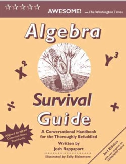 Algebra Survival Guide: A Conversational Handbook for the Thoroughly Befuddled (Paperback)