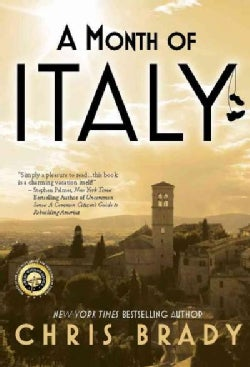 A Month of Italy (Paperback)