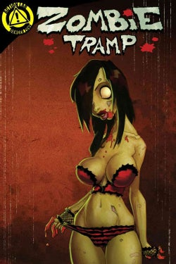 Zombie Tramp 1: Action Lab: Danger Zone (Paperback)