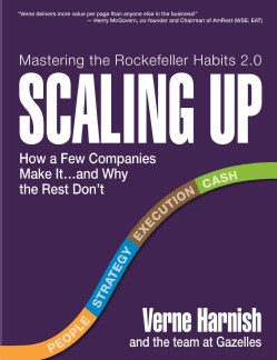 Scaling Up: How a Few Companies Make It...and Why the Rest Don't (Hardcover)