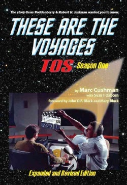 These Are the Voyages: TOS: Season One (Hardcover)