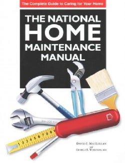 The National Home Maintenance Manual: A practical guide for homeowners and homeowner associations (Paperback)