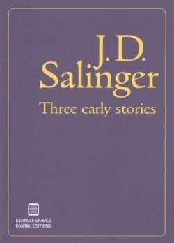 Three Early Stories (Paperback)