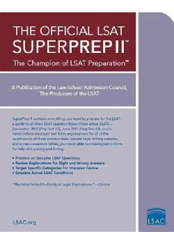The Official LSAT Superprep II (Paperback)