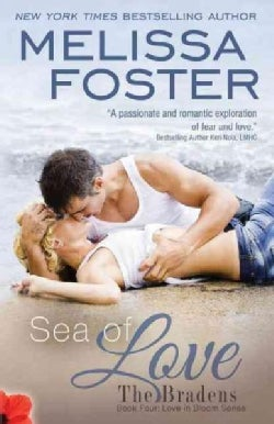 Sea of Love: Dane Braden (Paperback)