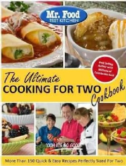 The Ultimate Cooking For Two Cookbook (Paperback)