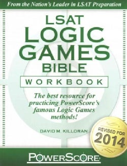 The Powerscore LSAT Logic Games Bible (Paperback)