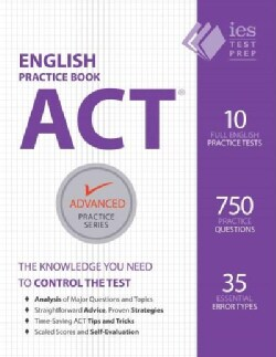 Act English Practice Book (Paperback)