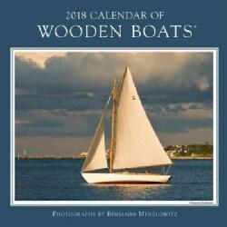 Wooden Boats 2018 Calendar (Calendar)
