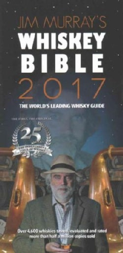 Jim Murray's Whiskey Bible 2017 (Paperback)