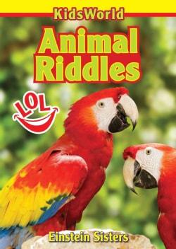 Animal Riddles (Paperback)