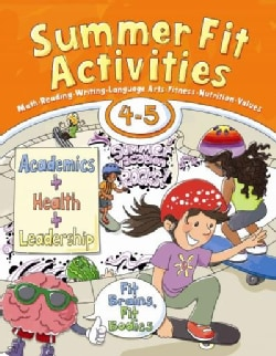 Summer Fit Activities Fourth to Fifth Grade