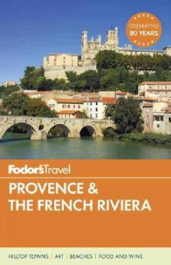Fodor's Travel Provence & the French Riviera (Paperback)