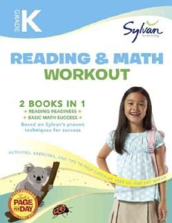 Kindergarten Reading & Math Workout (Paperback)