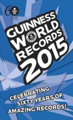 Guinness World Records 2015 (Paperback)