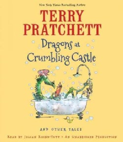 Dragons at Crumbling Castle: And Other Tales (CD-Audio)