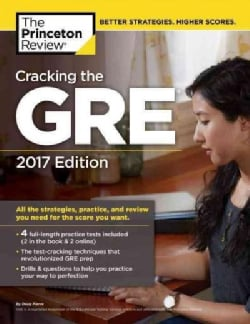 Cracking the GRE Biology Test, 4th Edition Graduate Test Prep
