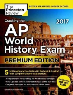 Cracking the Ap World History Exam 2017