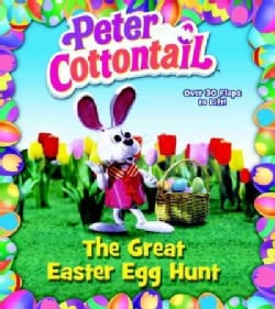 The Great Easter Egg Hunt (Board book)