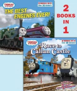 Race to Callan Castle & the Best Engine Ever (Paperback)