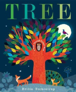 Tree: A Peek-Through Picture Book (Hardcover)