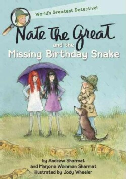 Nate the Great and the Missing Birthday Snake (Hardcover)