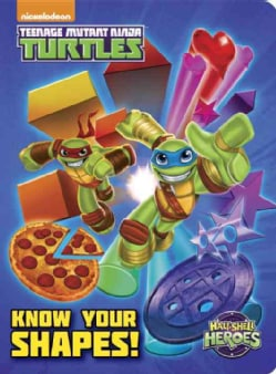 Know Your Shapes! (Board book)