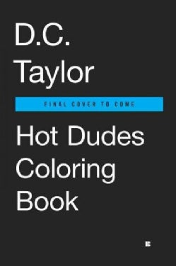 Hot Dudes Coloring Book (Paperback)