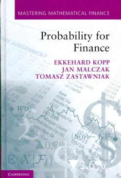 Probability for Finance (Hardcover)