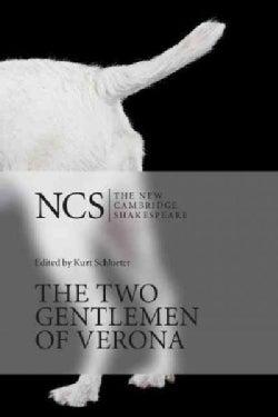 The Two Gentlemen of Verona (Hardcover)