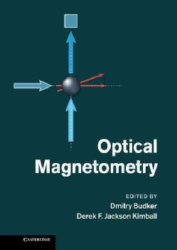 Optical Magnetometry (Hardcover)