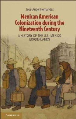 Mexican American Colonization During the Nineteenth Century: A History of the U.S.-Mexico Borderlands (Hardcover)