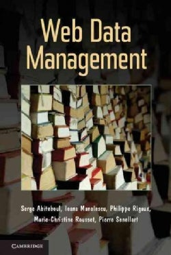 Web Data Management (Hardcover)