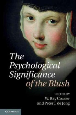 The Psychological Significance of the Blush (Hardcover)