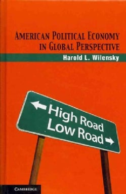 American Political Economy in Global Perspective (Hardcover)