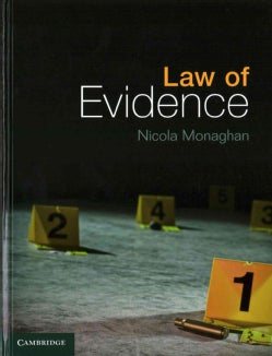Law of Evidence (Hardcover)