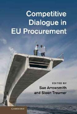 Competitive Dialogue in EU Procurement (Hardcover)
