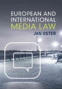 European and International Media Law (Hardcover)