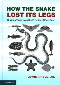 How the Snake Lost Its Legs: Curious Tales from the Frontier of Evo-Devo (Hardcover)