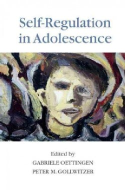 Self-Regulation in Adolescence (Hardcover)