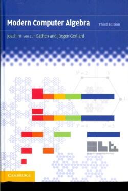 Modern Computer Algebra (Hardcover)