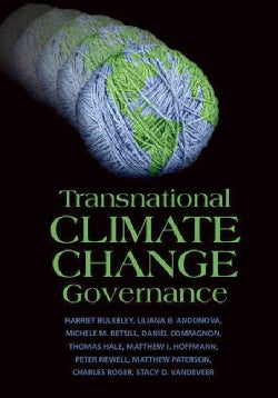 Transnational Climate Change Governance (Hardcover)