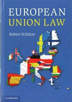 European Union Law (Hardcover)
