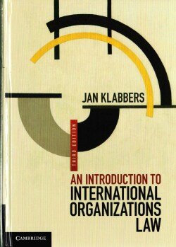 An Introduction to International Organizations Law (Hardcover)